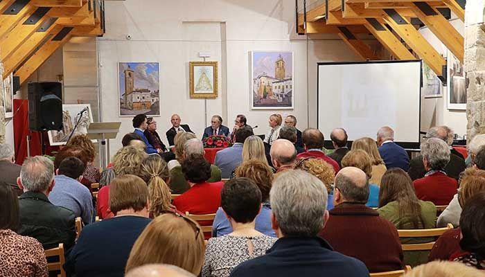 Almonacid de Zorita celebra el centenario de la presencia en la villa del poeta boticario, León Felipe