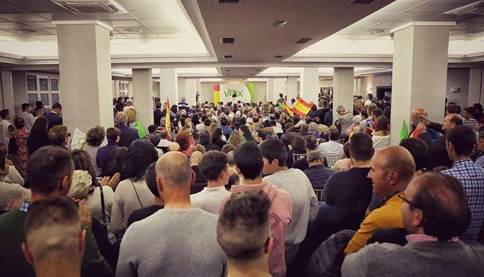 """Antonio de Miguel pide a Guadalajara """"que sea valiente con el voto a VOX porque nuestro mensaje es ganador y el domingo ganará en toda España"""""""