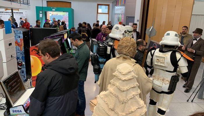 Cerca de 5.000 personas disfrutaron de Guada Gaming el pasado fin de semana