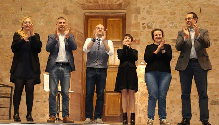 Ciudadanos Guadalajara habla de medidas contra la despoblación en Sigüenza