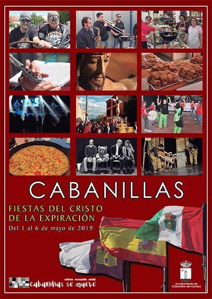 Comienza la difusión en papel del programa de las Fiestas de Mayo en Cabanillas del Campo