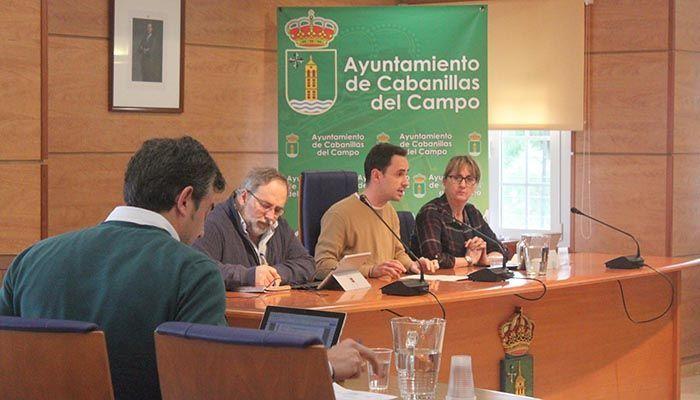 El Pleno del Ayuntamiento de Cabanillas aprueba emprender acciones legales contra Diputación, por negarse a sufragar la sede electrónica
