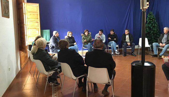 """El PP de Brihuega pondrá en marcha un """"transporte a la demanda"""" desde los barrios a Brihuega para acercar los servicios básicos"""