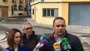 El PP en el Ayuntamiento de Guadalajara culpa a PSOE, Ahora Guadalajara y Ciudadanos de no poder llevar a cabo la mejora del entorno de la calle Chorrón