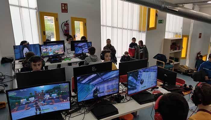 El torneo de Fornite de Cabanillas reúne a 150 jugadores