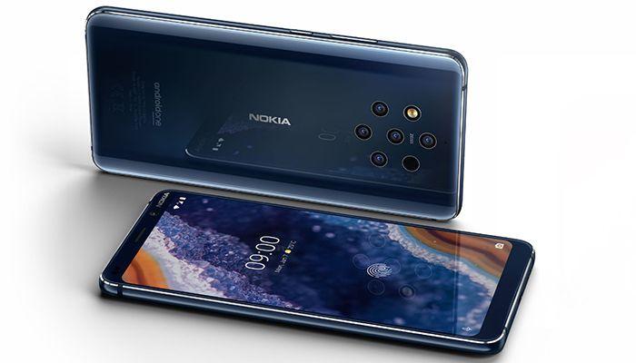 Llega a España el primer smartphone del mundo con 5 cámaras el Nokia 9 PureView
