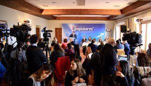 """Núñez plantea acometer una """"revolución fiscal"""" eliminando los impuestos de sucesiones y donaciones y reduciendo sociedades e IRPF"""