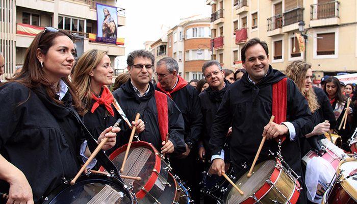 Núñez subraya la necesidad de continuar trabajando para conservar y promover tradiciones como las tamboradas porque nos definen como región y como país
