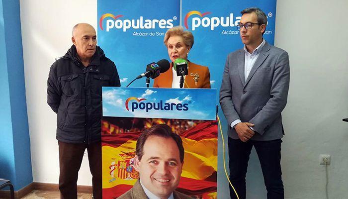 """Quintanilla """"El PP es el partido de las de la igualdad de oportunidades y de las familias"""""""