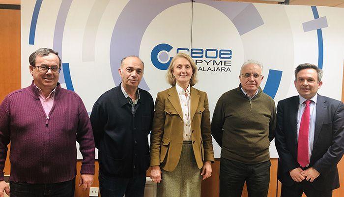 Teresa Quiles, nueva presidenta de la Asociación de Talleres de Guadalajara
