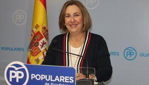 Valmaña advierte del 'riesgo' de pactos con quienes, como Page y Sánchez, no defienden con firmeza la unidad de España
