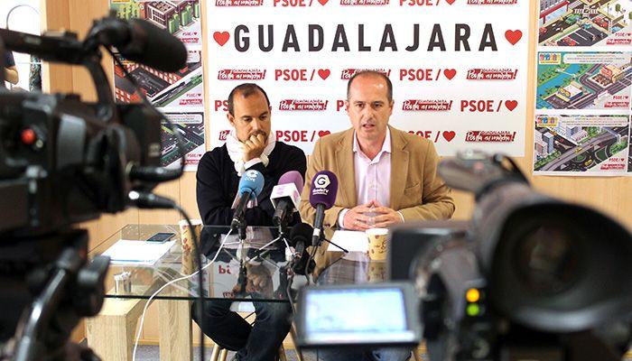 Alberto Rojo propone suscribir un pacto local con la ciudadanía de Guadalajara que sirva como hoja de ruta de la acción de Gobierno de los próximos años