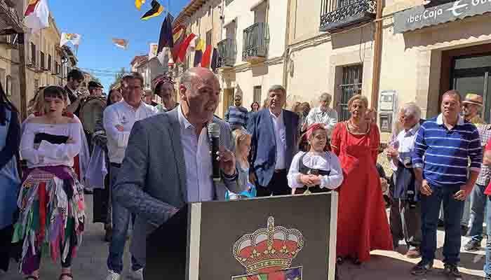 El Mercado Medieval de Tamajón se estrena en 2019 como Fiesta de Interés Turístico Provincial