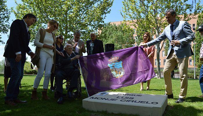 Guadalajara rinde homenaje al periodista y escritor alcarreño Luis Monje Ciruelo