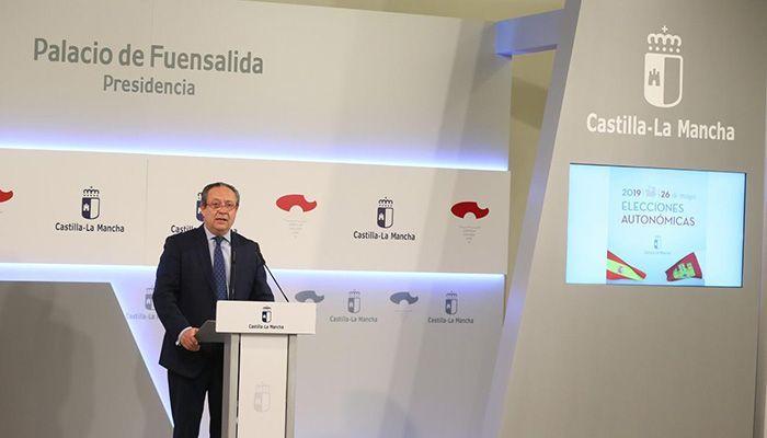 Más de 1,5 millones de ciudadanos votarán en las elecciones autonómicas del 26 de mayo, en cuya organización participan unas 2.100 personas