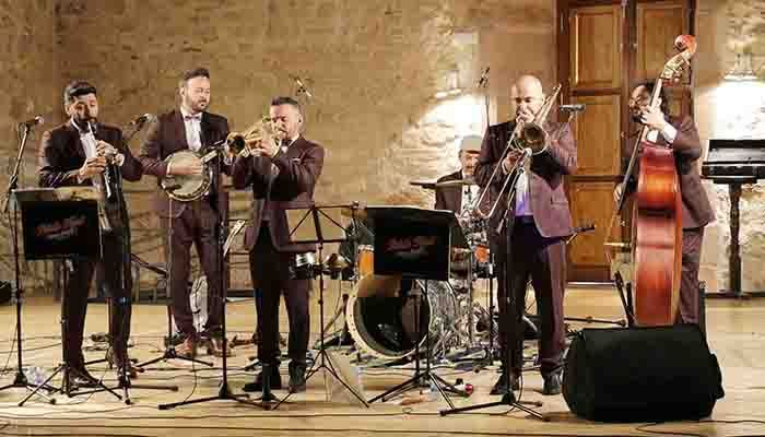 Potato Head cierra brillantemente el V Festival de Jazz de Sigüenza