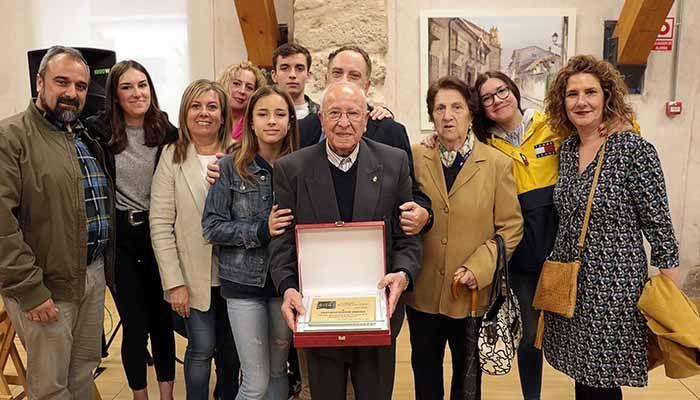 Presentado en Almonacid el libro 'Universo León Felipe, una mirada poliédrica sobre el poeta'