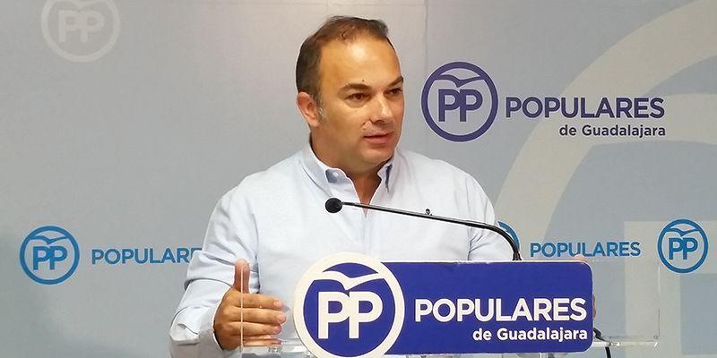 """Jaime Carnicero """"A Ciudadanos sólo le han importado los sillones, los puestos, las liberaciones y los sueldos"""""""