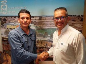 PSOE y 40 Compromisos reeditan el acuerdo de gobernabilidad que mantienen desde hace ocho años en el Ayuntamiento de Yebes