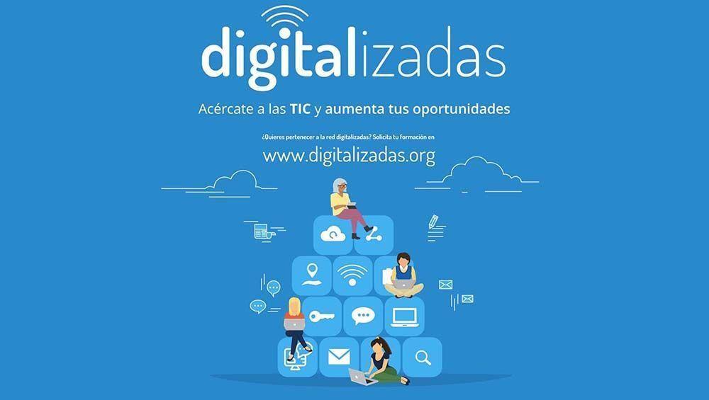 Talleres de formación digital en Cabanillas para mujeres del 24 al 27 de junio