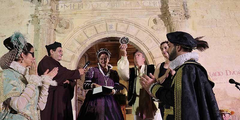 El XVIII Festival Ducal ha recordado 1569, el año clave de la historia de la Villa Ducal de Pastrana