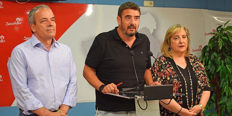 Esteban critica el nombramiento de José Ignacio Echániz como cabeza de lista del PP al Congreso por Guadalajara