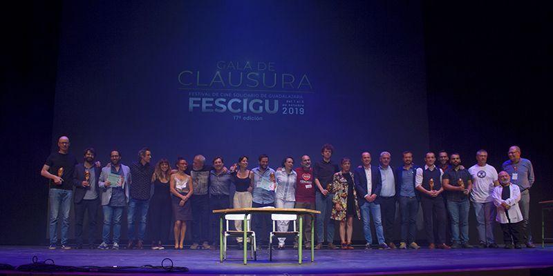Foreigner, de Carlos Violadé y The girls are alright, de Gwai Lou han sido los cortos ganadores del FESCIGU 2019