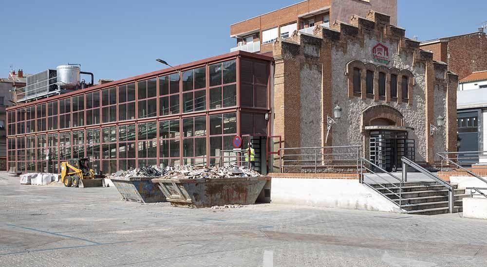 La Mesa de Contratación del Ayuntamiento de Guadalajara propone declarar desierto el proceso de licitación del Mercado de Abastos