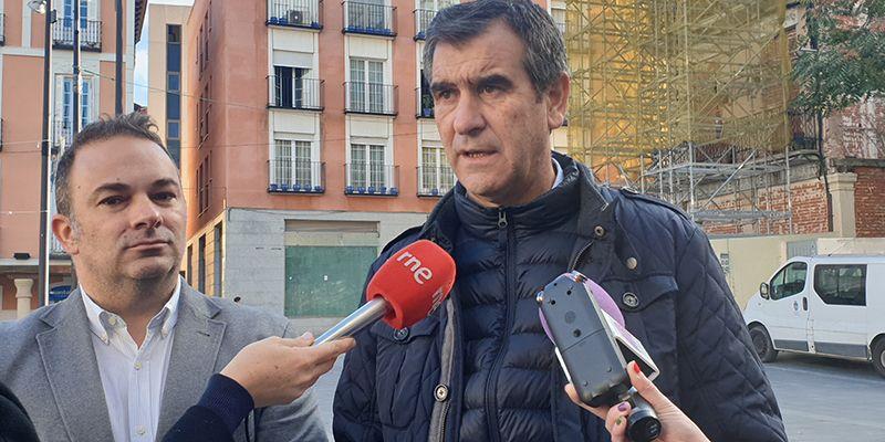 """Antonio Román """"El voto al PP es el único que puede sacar a Pedro Sánchez del Gobierno de España"""""""