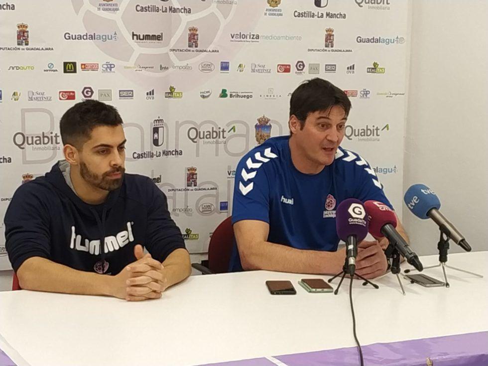 El Quabit quiere mostrar de lo que es capaz ante el Recoletas Atlético Valladolid