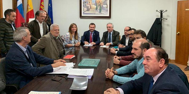 Escudero celebra que el municipio de Orea sea una de las dos sedes del Día Internacional de los Bosques el próximo 21 de marzo