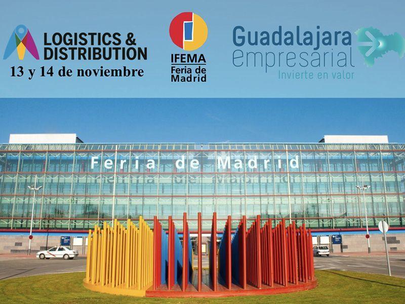 """""""Guadalajara Empresarial"""" estará presente en la Feria Logistic&Distribution 2019"""