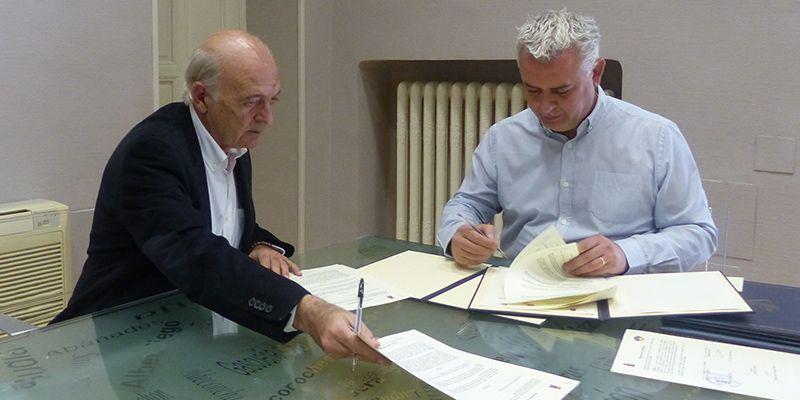 La Diputación apoya al Guadalajara Basket con cinco becas residenciales y una colaboración económica de 3.700 €