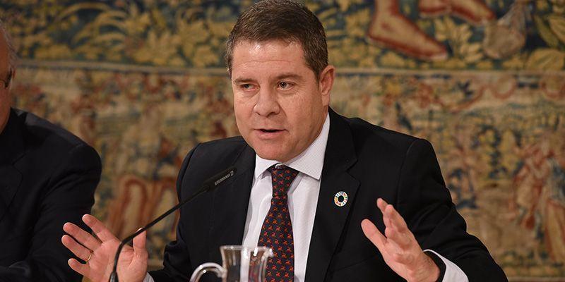"""Page destaca que Castilla-La Mancha afronte """"una problemática global"""" con la Ley de Economía Circular"""