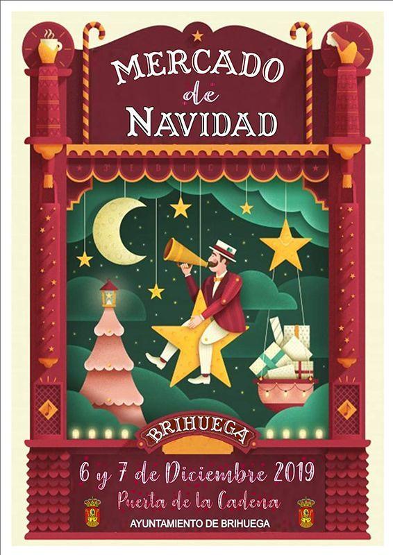 Brihuega abre las puertas a la Navidad con un mercado artesano este próximo viernes y sábado
