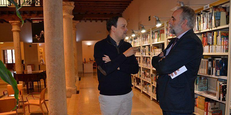 La Biblioteca pública de Guadalajara anima a la lectura con la tercera edición de las jornadas ¡Atiza! que comienzan esta tarde