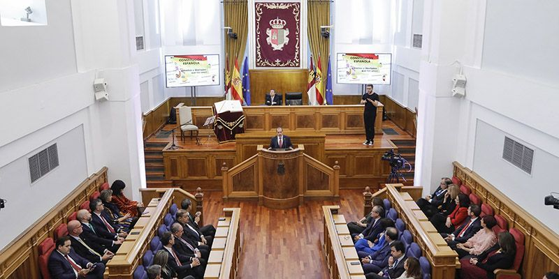 """Las Cortes de Castilla-La Mancha impulsan su """"modernización"""" con tres planes de igualdad, accesibilidad y sostenibilidad"""