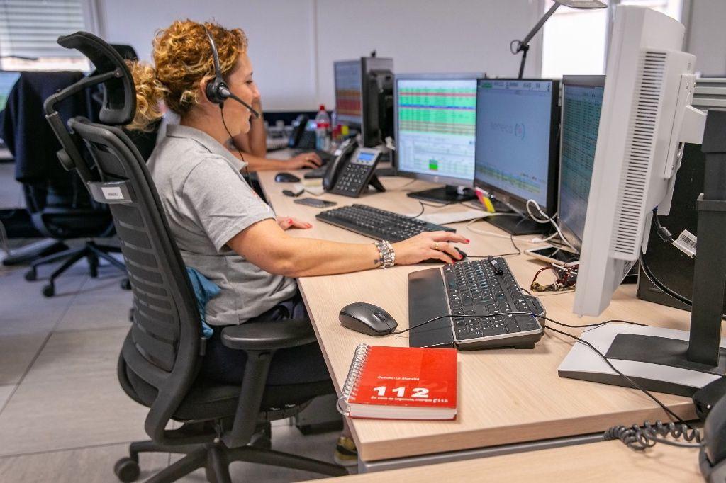 Las llamadas procedentes gestionadas durante Nochebuena y Nochevieja por el Servicio de Emergencias 1-1-2 se redujeron un 14,7 por ciento
