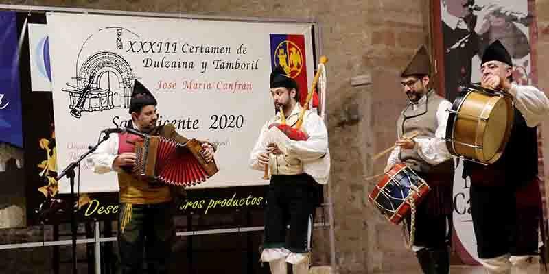 Dulzaina y tamboril, del Cantábrico al Atlántico onubense, pasando por la meseta castellana