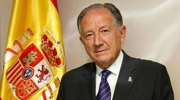 El Colegio de Graduados en las Ingenierías de Telecomunicaciones de C-LM premia, como personalidad del año, a Félix Sanz Roldán