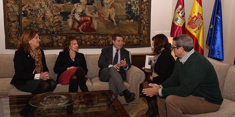 El Gobierno de Castilla-La Mancha comienza el año con una clara agenda social