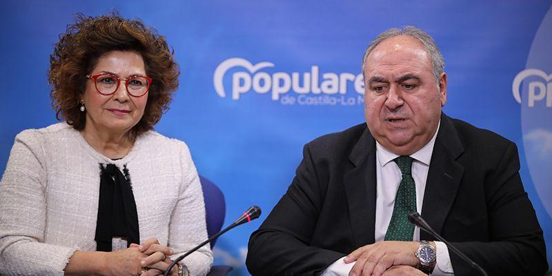 El PP-CLM critica que Page haya permitido un Gobierno que pondrá en peligro la financiación autonómica de nuestra tierra en beneficio de otras comunidades como Cataluña