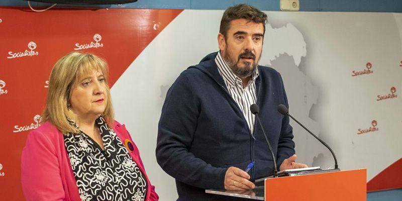 """El PSOE de Guadalajara celebra la constitución de un Gobierno progresista """"que al fin ha roto el bloqueo al que nos sometían las derechas"""""""