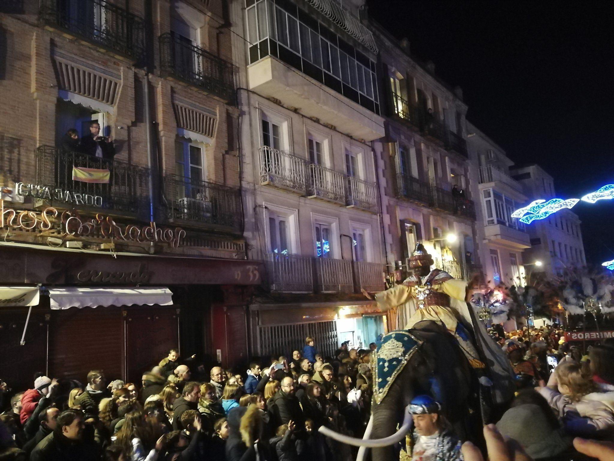 La festividad del día de Reyes finaliza en Guadalajara sin ningún tipo de incidente destacable