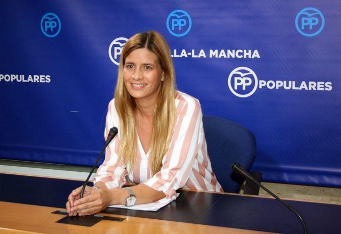 mid 37399 639 carolina agudo nueva secretaria general del pp castilla mancha | Informaciones de Guadalajara