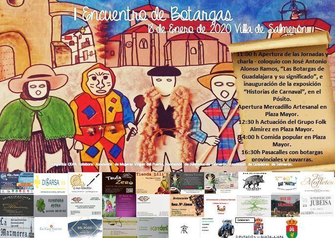 Primer Encuentro de Botargas Villa de Salmerón