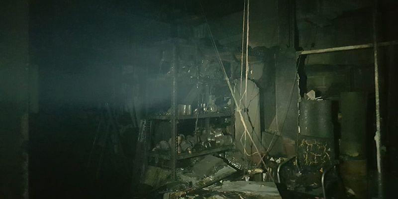 Un incendio obliga a desalojar a 48 personas en el Balneario de Trillo