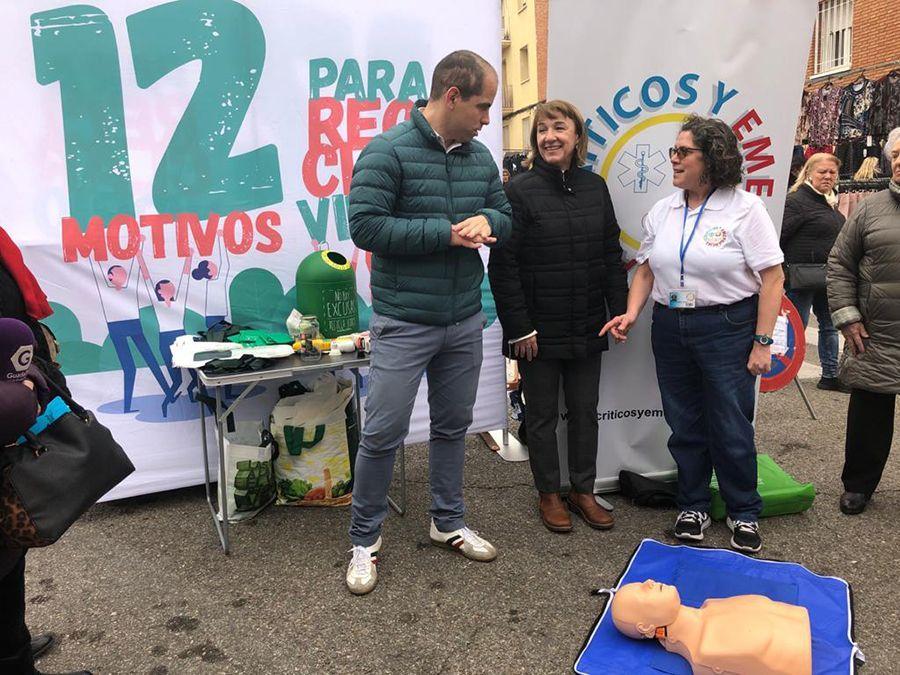 Ayuntamiento de Guadalajara y Ecovidrio presentan el reto mensual que permitirá combinar reciclaje y solidaridad
