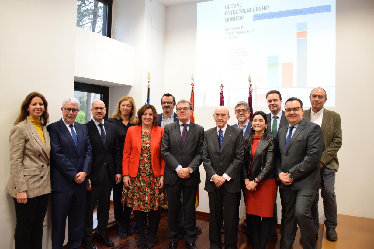 Castilla-La Mancha encadena cinco años de natalidad empresarial y suma más de 5.000 nuevas sociedades activas desde que gobierna Page