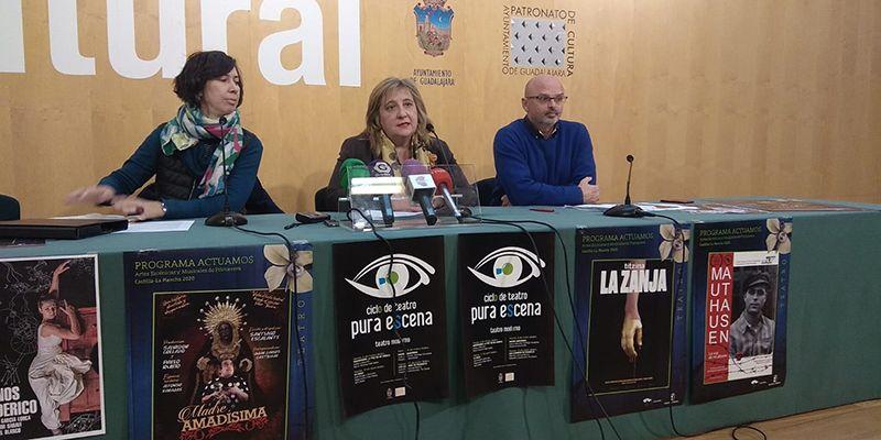 El Teatro Moderno acogerá cuatro grandes obras en el Ciclo 'Pura Escena'